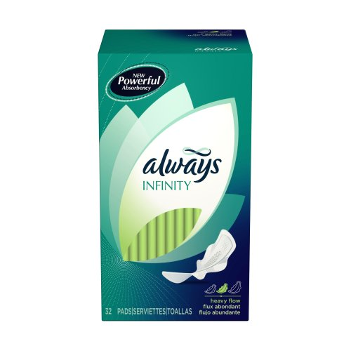 Always Infinity, 32-Count Boxes (Pack of 2)