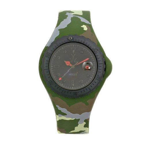 Toy Watch Unisex JYA05HG Disco Jelly Watch
