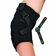 Thermoskin Range of Motion Hinged Elbow Brace by Thermoskin
