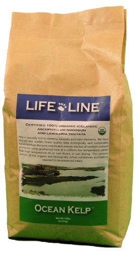 Life Line Organic Ocean Kelp Dog And Cat Supplement, 10-Pound