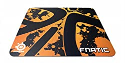 SteelSeries QcK+ Gaming Mouse Pad-Fnatic Edition