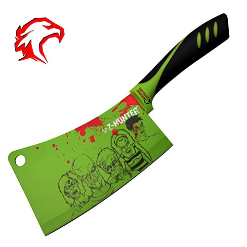Zombie Cleaver - Unique Chef Gifts - Great Cleaver/Machete to Add to Your Collection!