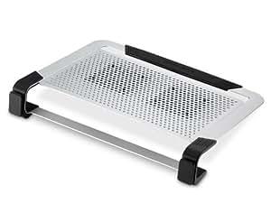 Cooler Master NotePalU2+ R9-NBC-U2PS-GP Refroidisseur pour Ordinateur portable Argent