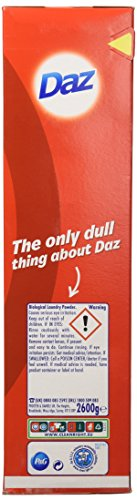 Daz Washing Powder, 40 Washes