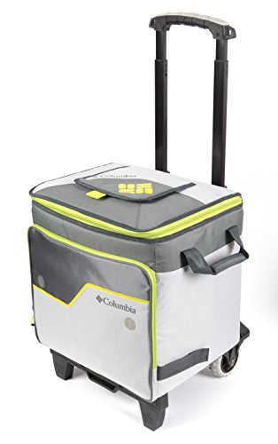 Columbia Crater Peak Rolling Thermal Pack Cooler with A.T. Cart (Soft Cooler On Wheels compare prices)