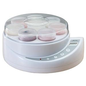 Aroma AYM-606 8-Cup Digital Yogurt Maker