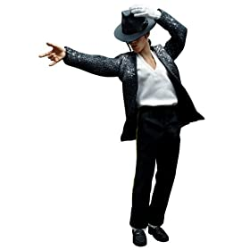 1/6 Scale Billie Jean History Tour Figurine