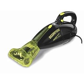 Dirt Devil 08225 Scorpion Quick-Flip Turbo Handheld Vacuum Cleaner