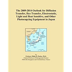 The 2009-2014 World Outlook for Diffusion Transfer, Dye Transfer, Electrostatic, Light and Heat Sensitive, and Other Photocopying Equipment Icon Group