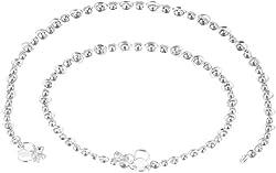 Charms Diva Precious Diamond Studded Anklet