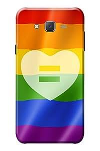 Samsung J5 Back Cover Premium Quality Designer Printed 3D Lightweight Slim Matte Finish Hard Case Back Cover for Samsung Galaxy J5 by Tamah