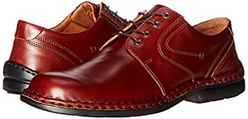 01. Josef Seibel Men's Walt Oxford