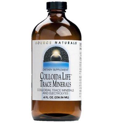 Source Naturals - Colloidalife Trace Minerals - 4 Oz.