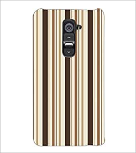 PrintDhaba Pattern D-5268 Back Case Cover for LG G2 (Multi-Coloured)