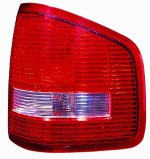 QP F711P-a Ford Explorer Passenger Sport Tail Light Lens & Housing