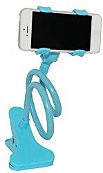 IMA Smarty Universal Flexible 360� Car/ Home Mobile Phone/ Holder Snake Style Stand for Apple iPhone/Samsung/Android Mobiles