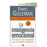 La inteligencia emocional (Emotional Intelligence) (Spanish Edition)