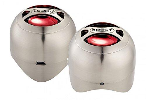 dbest-ps4003-duo-stereo-mini-speaker-in-silber-metallic