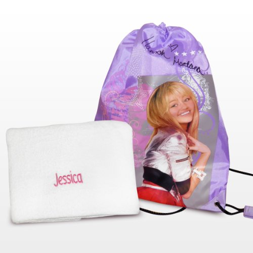 hannah-montana-swim-bag-personalised-towel-this-is-a-great-product-that-can-be-personalised-to-your-