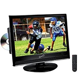 "15.6"" LCD 60Hz w/DVD Player"