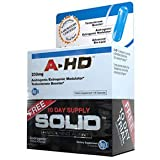 A-HD and SOLID Free 10 Day Trial (combo pack) by BPI Sports