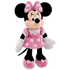 Disney Mickey Mouse Clubhouse Minnie Mouse Plush Toy -- 17''