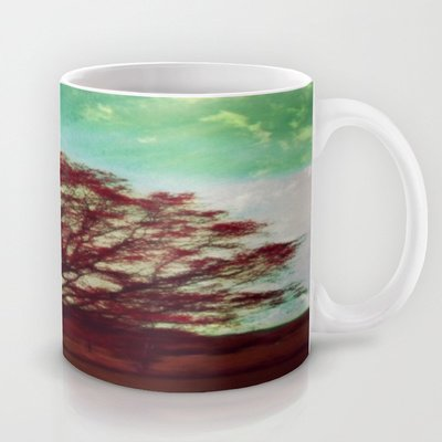 Society6 - Beauty And The Beast Coffee Mug By Andy Burgess