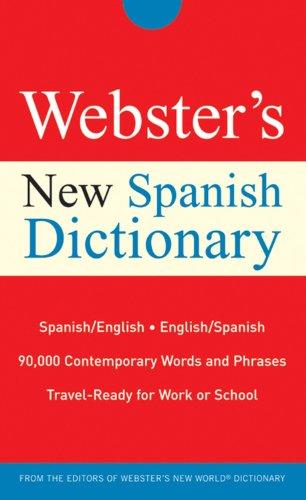 Webster's New Spanish Dictionary (Custom)