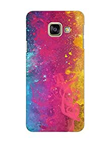 Printlaud back cover for SAMSUNG GALAXY A5(2016)