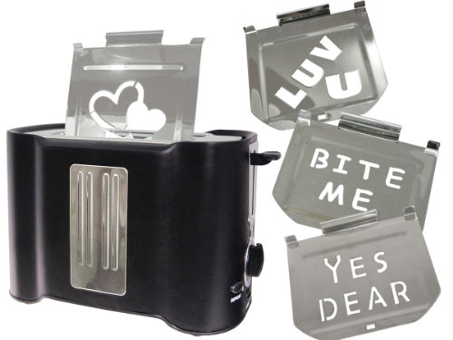 Vintage Love Struck Struck toaster set (Toaster With Images compare prices)
