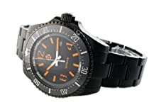 HERC Automatic Sporty Watch 250BKOBK Limited Edition