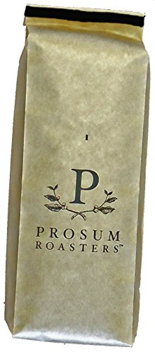Prosum Roasters Whole Bean Coffee, 2 -12 OZ Packages (Prosum Decafinated) (Prosum Roasters compare prices)