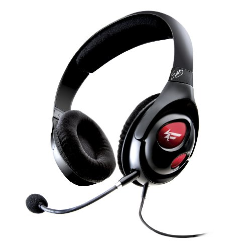 Creative FATAL1TY HS-1000 Gaming Headset USB (mit integrierter Soundkarte)