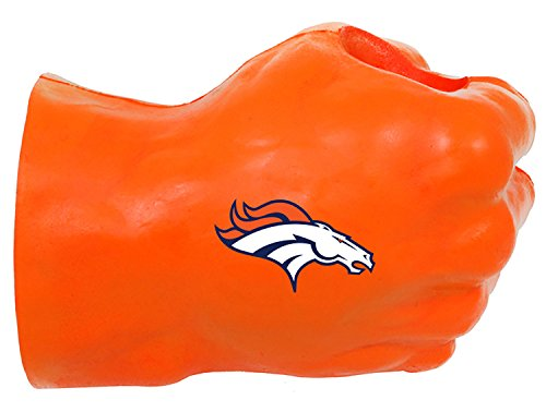 Denver Broncos Fan Fist