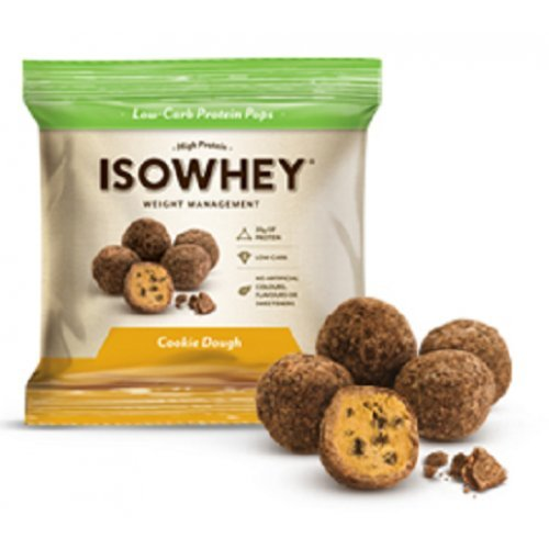 Isowhey Protein Pops Cookie Dough 7 x 60g