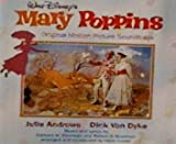 Julie Andrews Mary Poppins Original Motion Picture Soundtrack