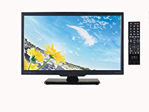 OEN LED液晶テレビ 19型 ブラック DTC19-11B