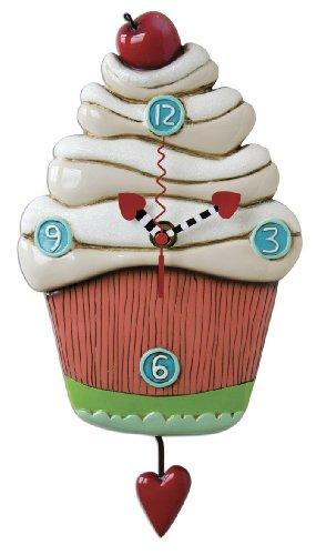 allen-designs-p1214-orologio-cupcake-resina-design-di-michelle-allen-26-cm