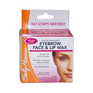 Sally Hansen Micro Eyebrow-Lip & Face Wax