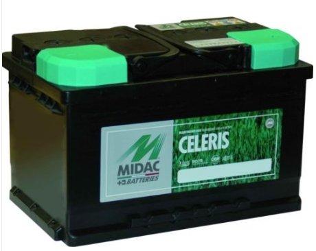 Autobatterie MIDAC Celeris 68Ah 600A