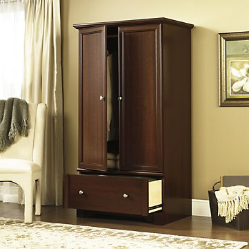 Cherry Armoire Wardrobe
