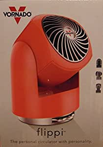 Amazon Com Vornado Flippi Fan Melon Orange Two Speed V6