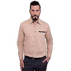 FBBIC Men's Catchy Cotton Shirt