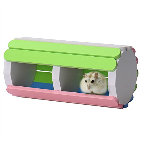 Wooden-Hammock-Bed-Nest-House-for-Rat-Hamster-Squirrel-Small-Pet
