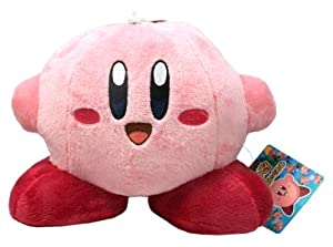 """Kirby Adventure Kirby Plush Doll: 6"""" - Kirby from Japan VideoGames"""