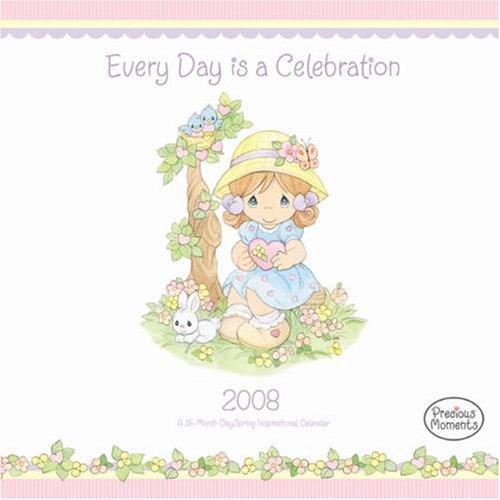 Buy Precious Moments 2008 Wall Calendar