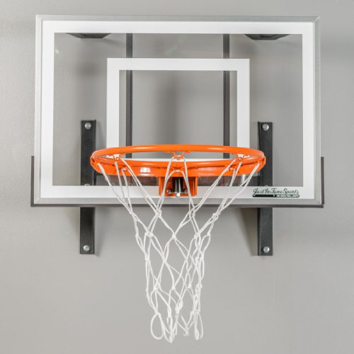 Wall Mounted Mini Basketball Hoop - Mini Pro Xtreme (Just In Tyme Sports Mini Hoop compare prices)