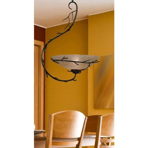 Kenroy Home 90902BRZ Twigs Pendant, Bronze