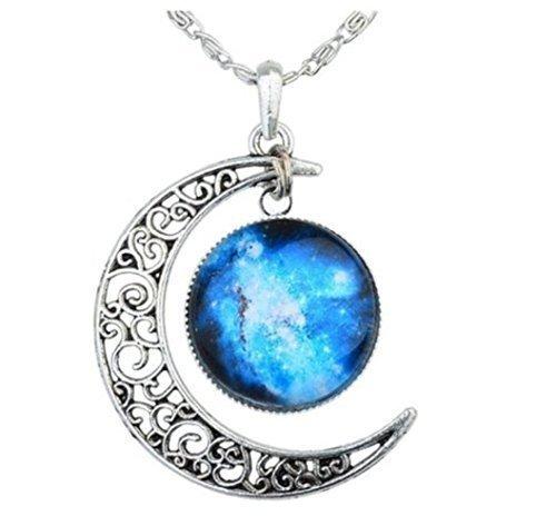 croissant-de-lune-planet-galaxy-space-univers-chaine-en-argent-cabochon-en-verre-collier-cadeaux-cha