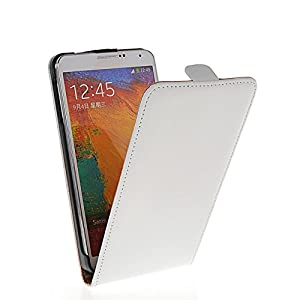Cover for Samsung Galaxy Note 3 N9000 White: Cell Phones & Accessories